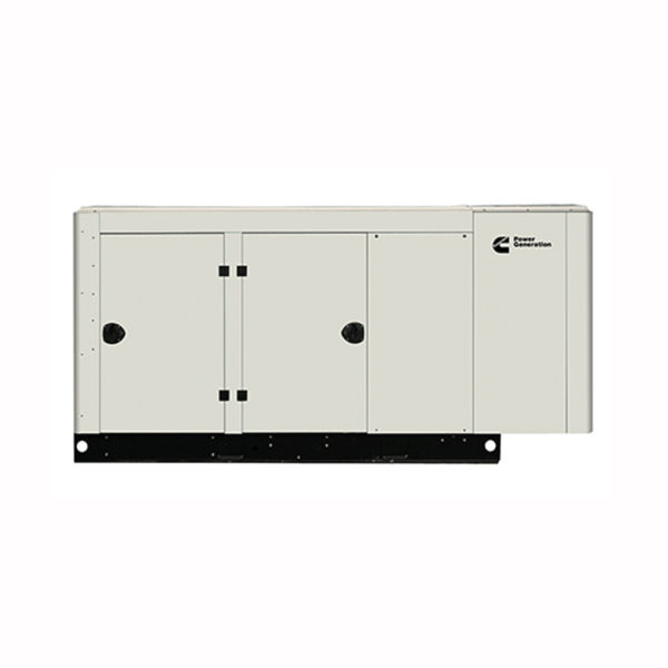 C20D6-20kW-Diesel-Sound Level 1 Enclosure-120-240-1Ph-no fuel tank