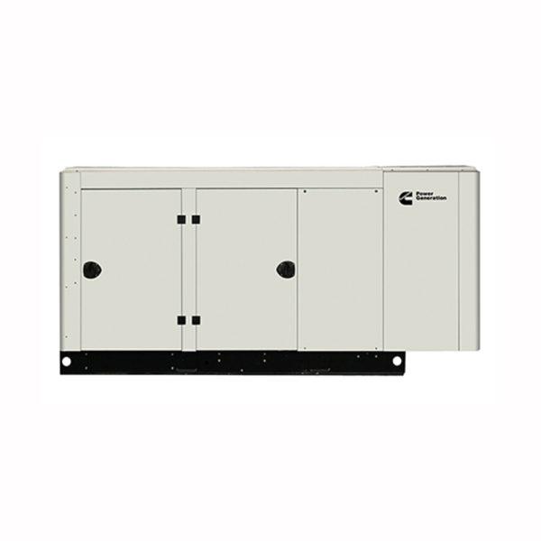 C20D6-20kW-Diesel-Sound Level 1 Enclosure-120-240-1Ph-no fuel tank