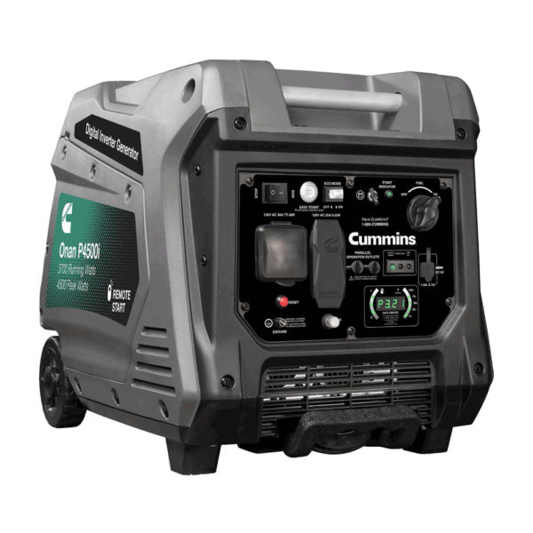 Cummins P4500i- Portable Generator 100lbs